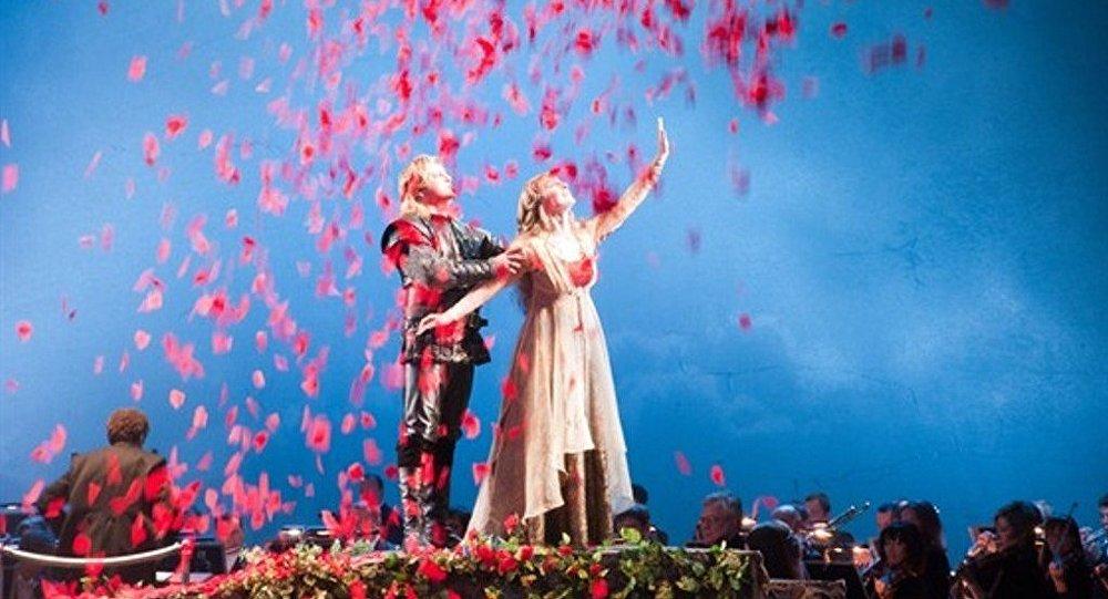 俄歌劇電影《約蘭塔公主》將亮相中國首屆「國際歌劇電影展」