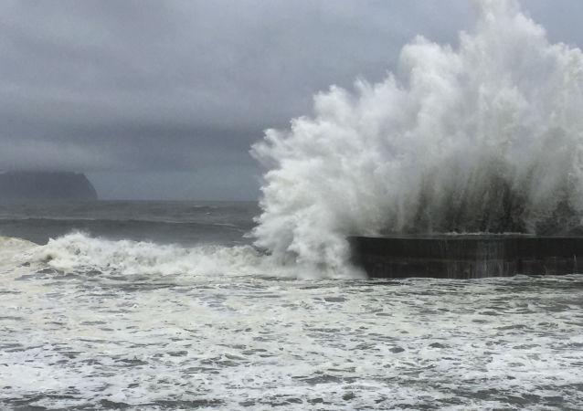 國家防總、應急管理部部署第18號颱風「米娜」防禦工作