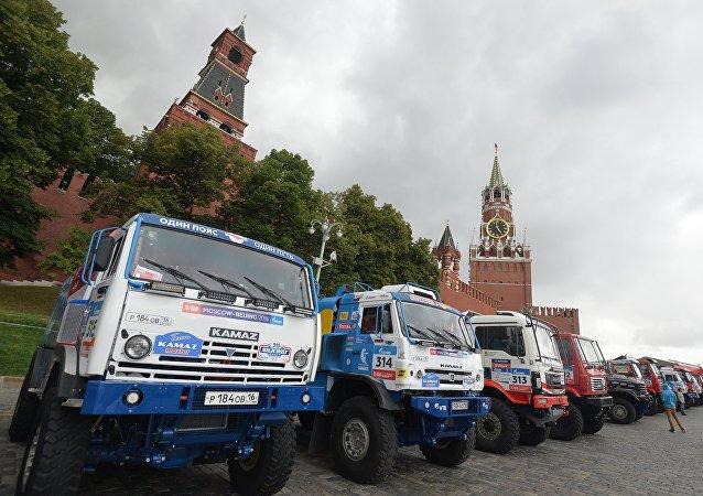 2017年「絲綢之路」拉力賽將在俄羅斯、哈薩克斯坦和中國境內舉行
