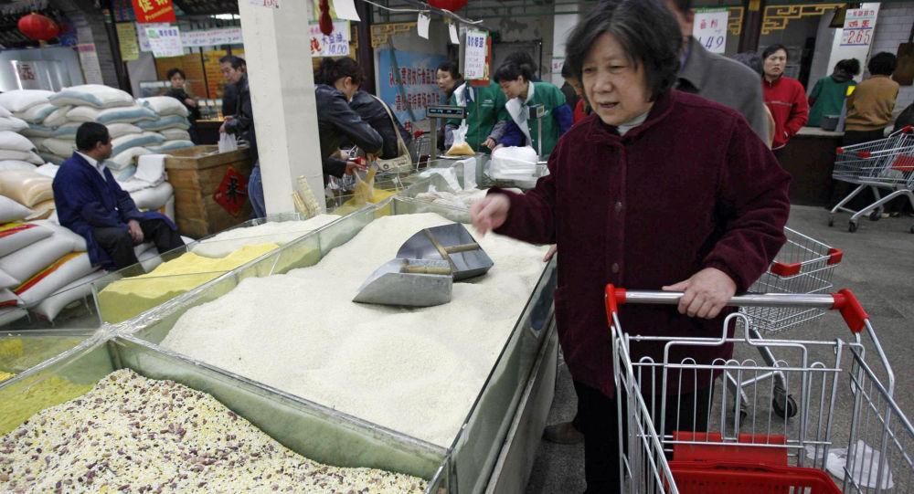 中國的居民消費價格指數在6月份上漲1.9%