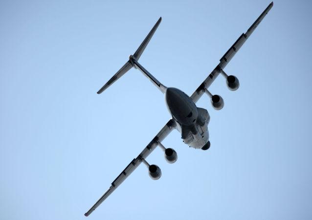 伊爾-76MD-90A用飛機,A100「飛行雷達」飛機即是在這一飛機的基礎上製成的