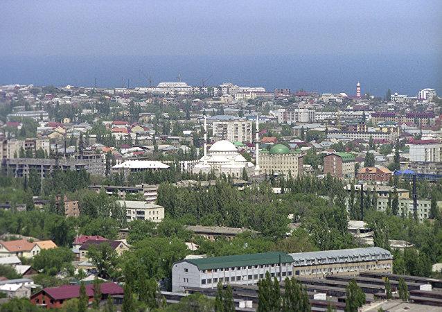 俄羅斯達吉斯坦共和國首府馬哈奇卡拉