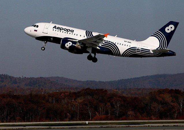 俄奧羅拉航空將於30日安排從上海起飛的撤僑包機