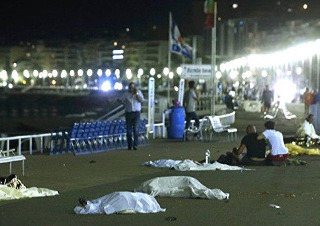 「伊斯蘭國」宣佈對尼斯恐襲負責