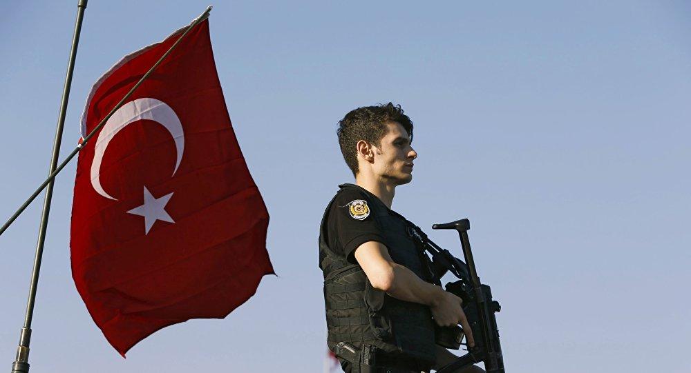 土耳其向俄美英德法意就在敘利亞展開行動進行通告