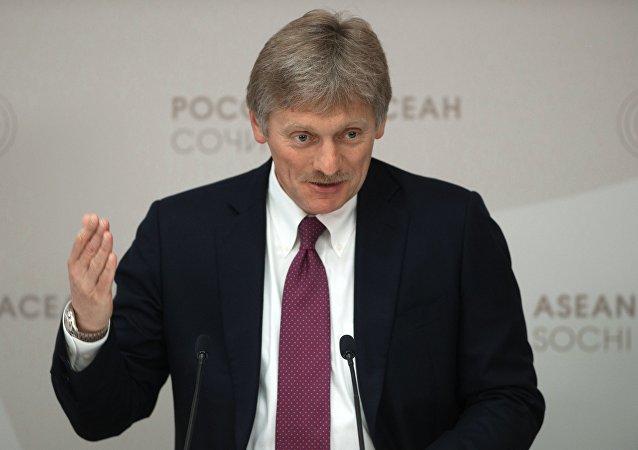 俄總統新聞秘書:克宮認為打擊興奮劑是首要任務但不能將體育政治化
