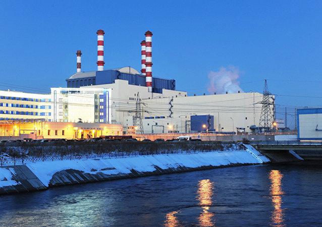 別洛亞爾斯克核電站