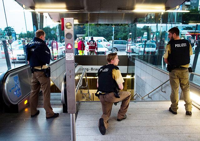 專家:慕尼黑槍擊事件是歐盟無遠見的移民政策導致的後果