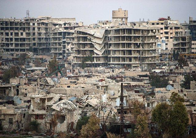 俄羅斯呼籲合作夥伴通報敘利亞溫和的反對派「的位置