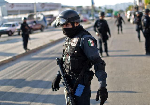墨西哥節日期間發生販毒團伙衝突 致10人喪生
