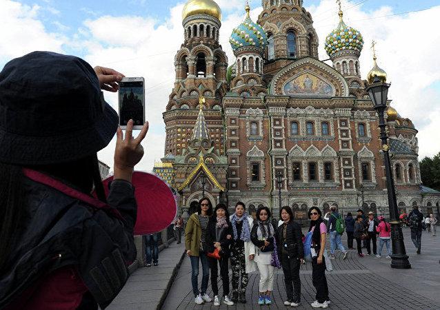俄羅斯正在解決中文翻譯導遊短缺問題