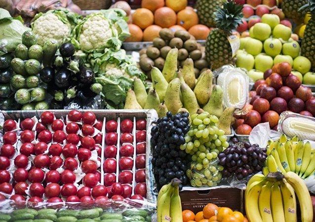 6月11日-17日對進口肉類水產品蔬果等實施新冠監測結果均為陰性