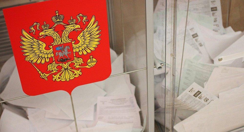 消息人士:疑似攜帶炸彈男子進入莫斯科投票點