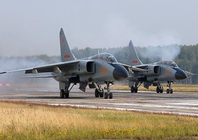 中國JH-7А轟炸機
