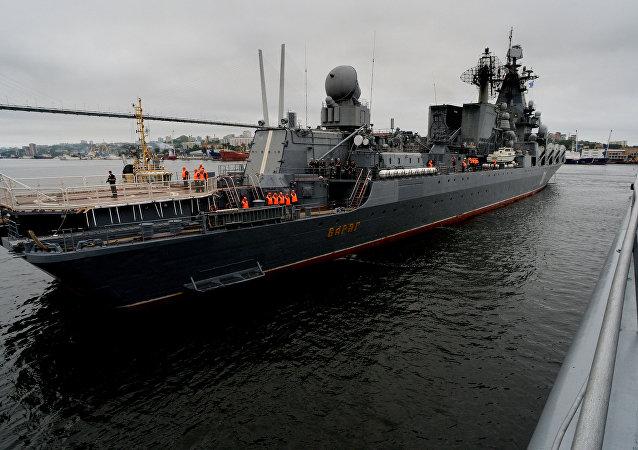 瓦良格號巡洋艦