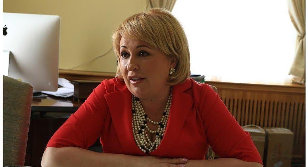 「馬桑德拉」葡萄酒廠總經理雅尼娜·帕夫連克