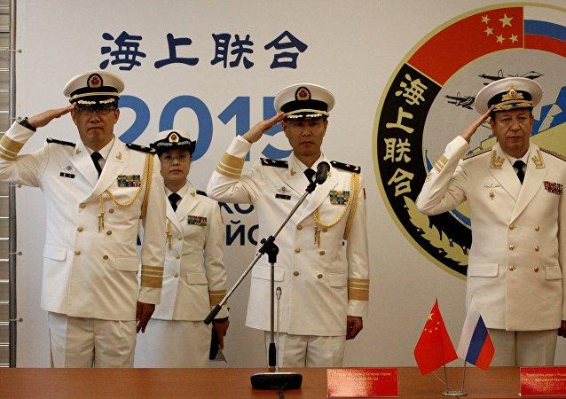 中國專家:中方或派多軍兵種參加中俄南海聯合軍演