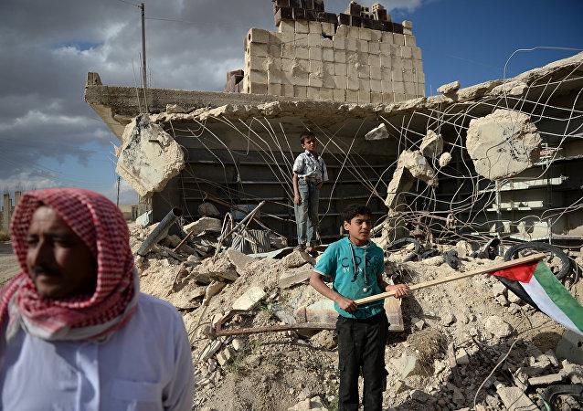 人道主義行動以來逾5.95萬人返回敘東古塔