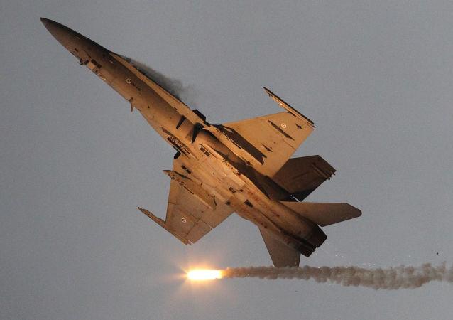 McDonnell Douglas F/A-18艦載機