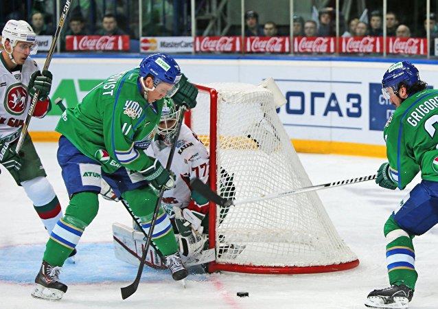 俄SOGAZ保險集團為大陸冰球聯盟球員和裁判上保險