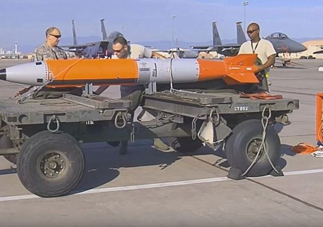 B61-12核彈