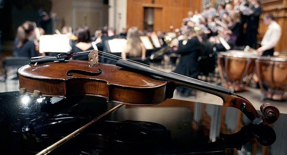 俄小提琴大師將與中國音樂家同台獻藝第20屆北京國際音樂節