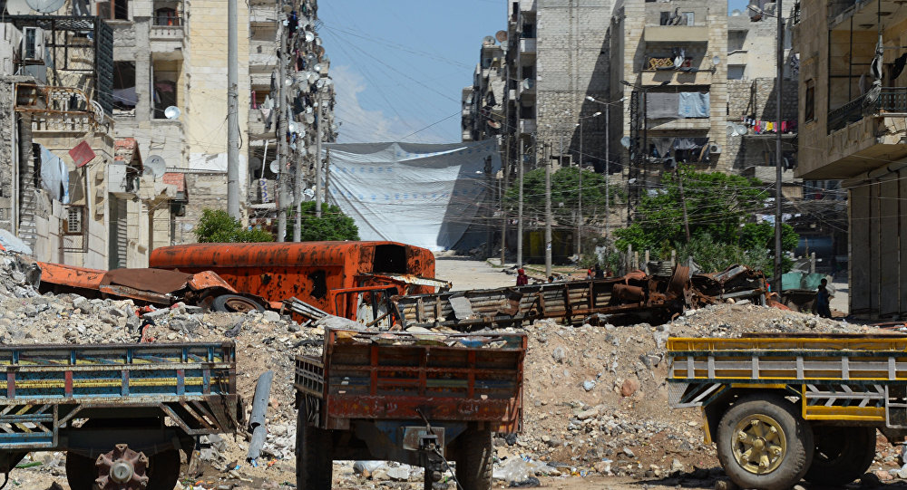 恐怖分子未能在阿勒頗突破敘利亞軍隊包圍圈