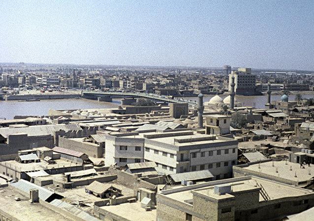 巴格達(伊拉克首都)