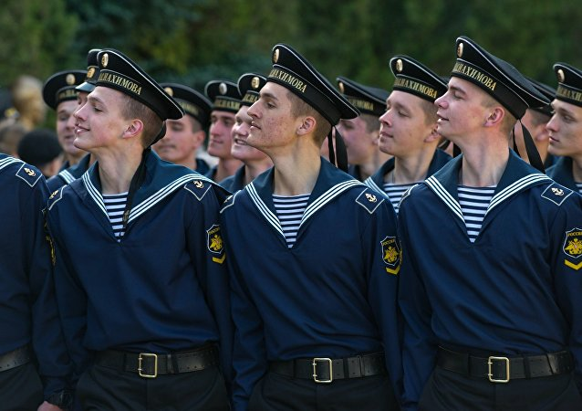 俄海軍在「海洋杯-2016」兩個階段比賽結束後保持領先