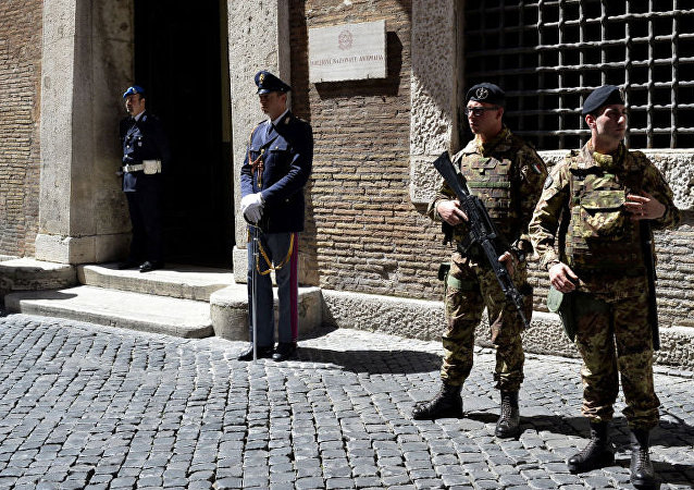意大利警察