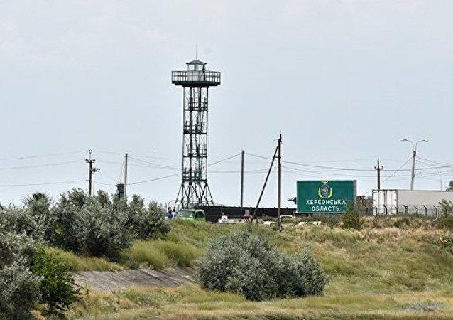 烏總參謀部稱關於派遣破壞小組潛入克里米亞的聲明是挑釁