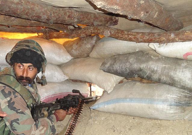 俄國防部稱「支持陣線」對敘政府軍在阿勒頗的陣地發起大規模進攻