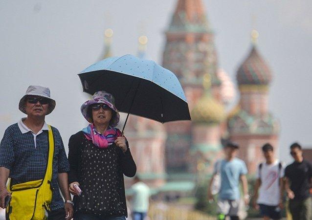 俄旅遊署:中國已成為赴俄羅斯旅遊人數最多的國家