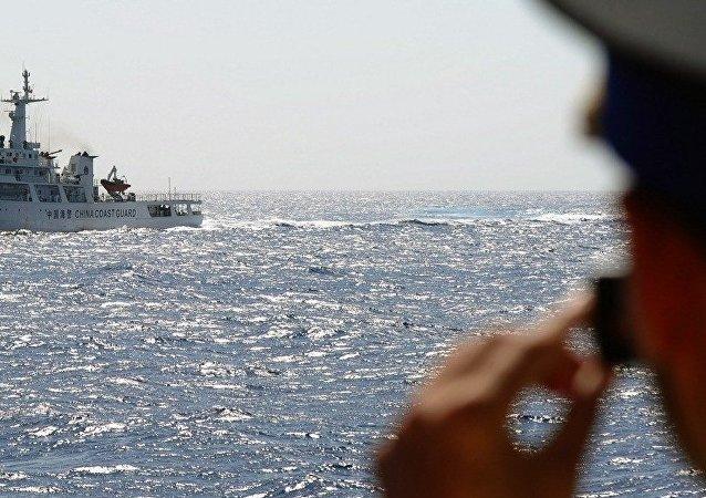 中國國防部:中越兩軍將於12月上旬在北部灣舉行聯合巡邏和演練