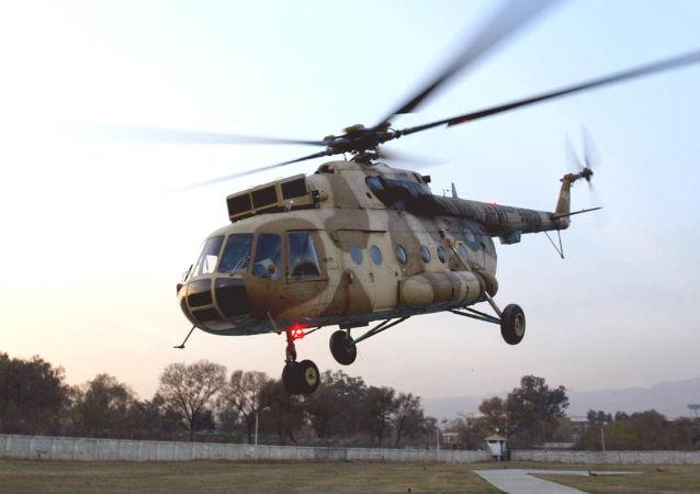 媒體:四人在巴基斯坦軍用直升機墜毀中喪生
