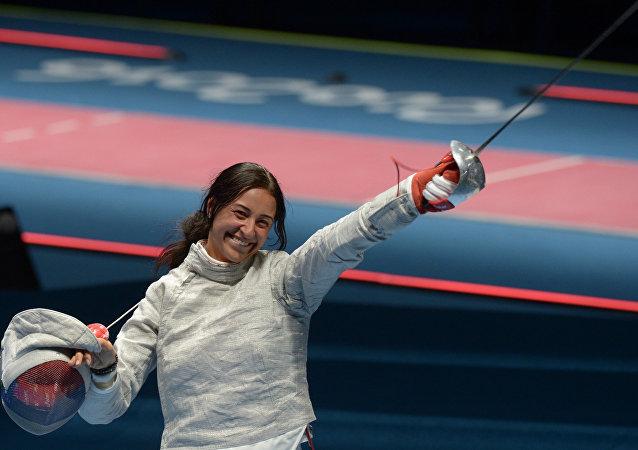 俄羅斯擊劍運動員在2016奧運會上摘得10項中的4項金牌