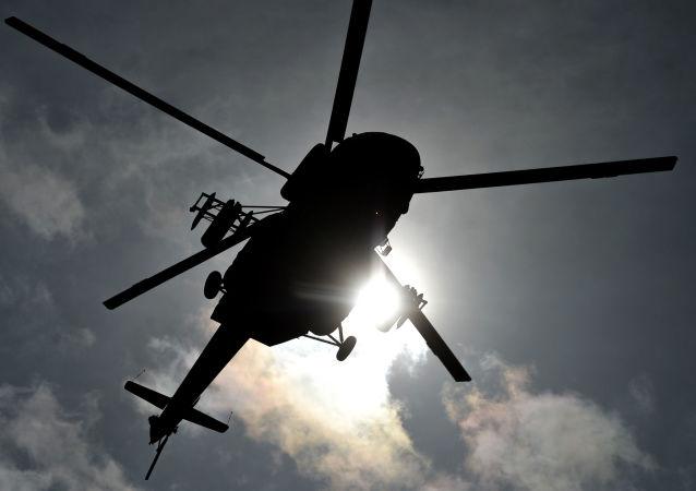 一架直升機在比利時墜落致4人受傷