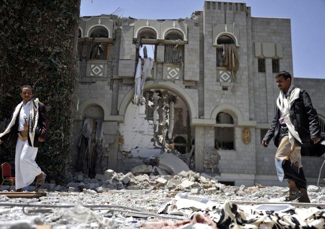 消息人士:聯軍也門空襲造成28人死亡 9人受傷