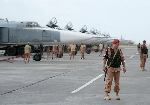 俄議員:俄空天軍沒有在敘利亞使用燃燒武器