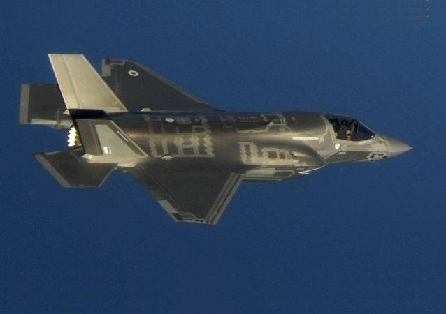 英國的F-35B