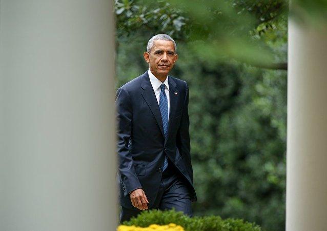 媒體曝奧巴馬計劃重返政壇