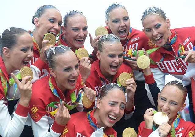 俄體育部長:俄奧運獎牌獲得者將被授予國家獎勵