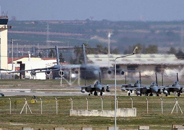 土耳其因吉爾利克軍事基地