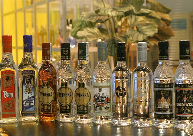 專家:俄產酒品將在中國市場遭遇國際品牌的激烈競爭