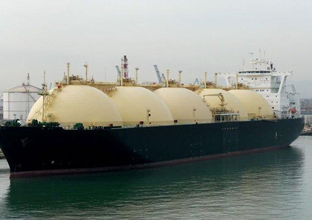 液化天然氣載運船