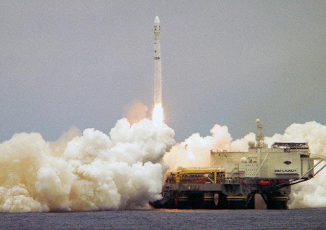 俄「海上發射」平台