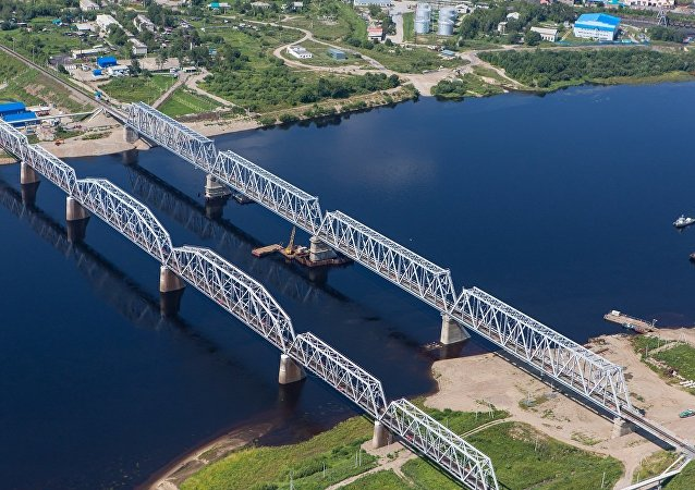 日本決定用西伯利亞大鐵路做物流實驗