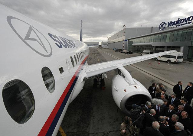 媒體:波音高管將出任蘇霍伊民用飛機公司總裁