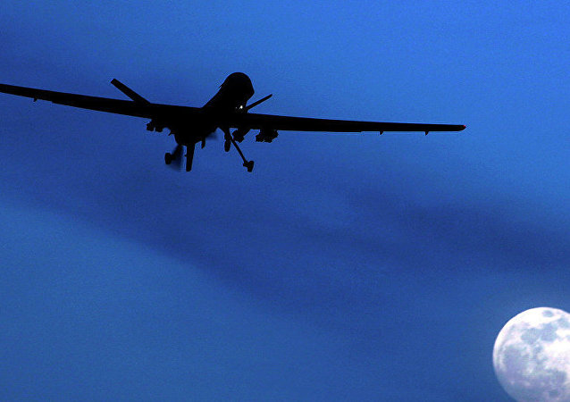 美國無人機(資料圖片)
