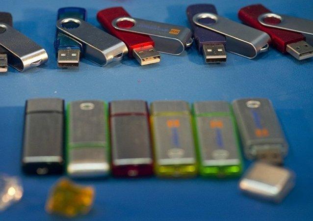 公共場合的USB充電器或傳播病毒